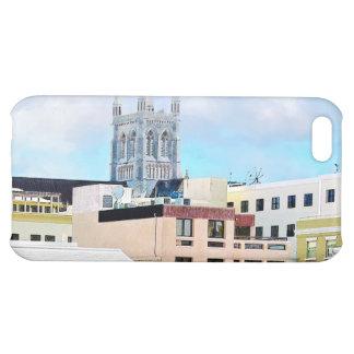 Bermuda - Hamilton Skyline Cover For iPhone 5C