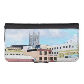 Bermuda - Hamilton Skyline iPhone 5 Wallets