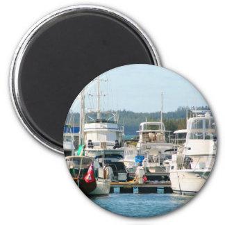 Bermuda Harbor magnet