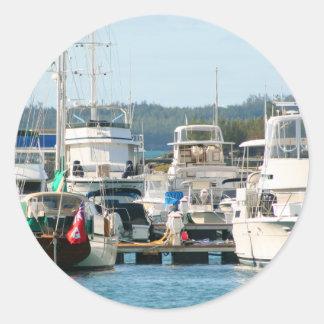 Bermuda Harbor sticker