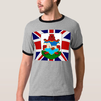 Bermuda High quality Flag T-Shirt