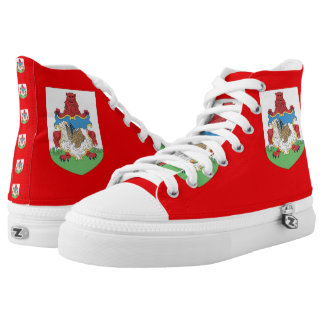 Bermuda High Tops