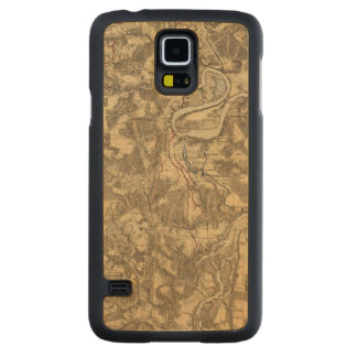 Bermuda Hundred, Virginia Carved Maple Galaxy S5 Case