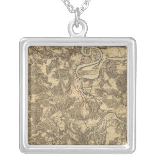 Bermuda Hundred, Virginia Silver Plated Necklace