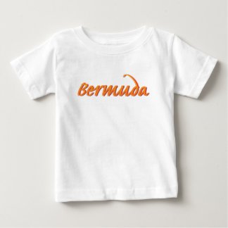 Bermuda in Orange Baby T-Shirt