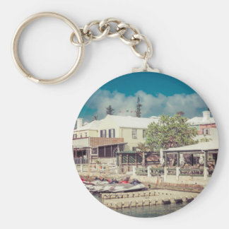 Bermuda Jet ski Key Ring