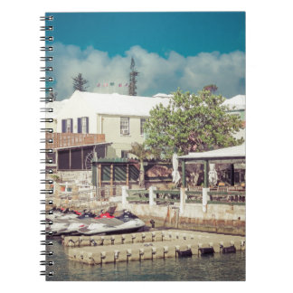 Bermuda Jet ski Notebook