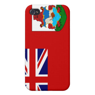 Bermuda National Nation Flag  Case For iPhone 4