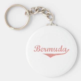 Bermuda Revolution Style Key Ring