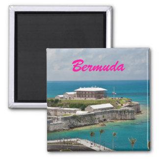 Bermuda Royal Naval Shipyard Magnet