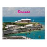 Bermuda Royal Naval Shipyard Postcard