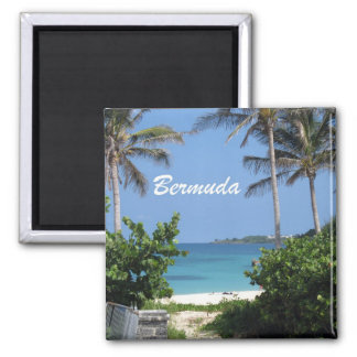 Bermuda Square Magnet