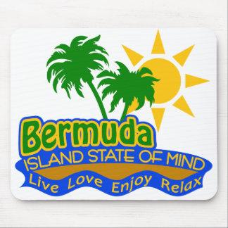 Bermuda State of Mind mousepad