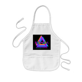 BERMUDA TRIANGLE apron - choose style
