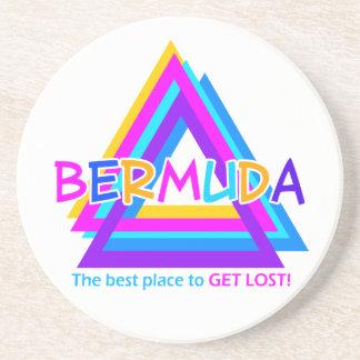 BERMUDA TRIANGLE coaster