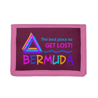 Bermuda Triangle custom wallets