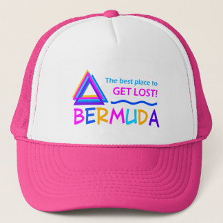 BERMUDA TRIANGLE hat - choose color