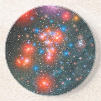 Bermuda Triangle of our Milky Way Galaxy Coaster