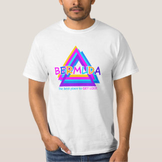 BERMUDA TRIANGLE shirt - choose style