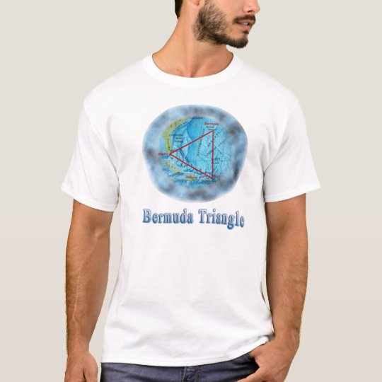 bermuda triangle t-shirt