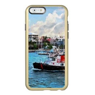 Bermuda - Tugboat Going Into Hamilton Harbour Incipio Feather® Shine iPhone 6 Case