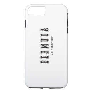 Bermuda UK Territory iPhone 7 Plus Case