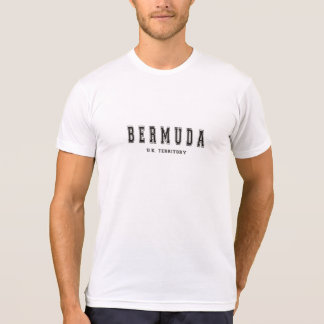 Bermuda UK Territory T-Shirt