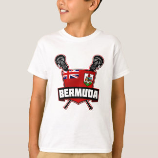 Bermudan Lacrosse Logo Tshirt