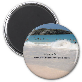 Bermuda's Pink Sand Beach Magnet
