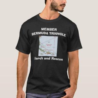 BermudaTriangle SAR T-Shirt