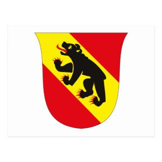 Bern Coat of Arms Postcard