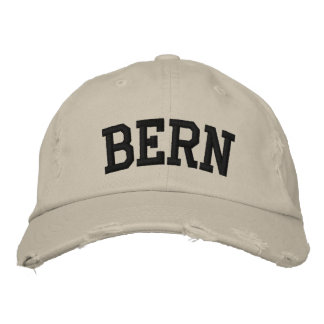 Bern Embroidered Hat