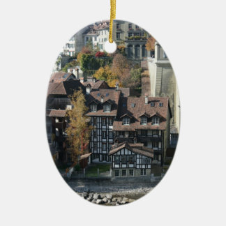 Bern, Switzerland Christmas Ornament