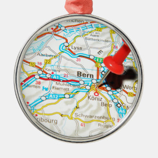 Bern, Switzerland Christmas Ornament