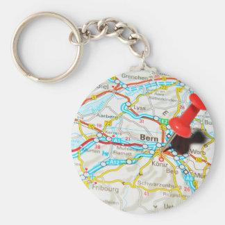 Bern, Switzerland Key Ring