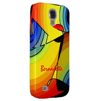Bernadette Full Color Samsung Galaxy S4 case