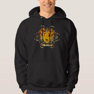 Bernal Coat of Arms Hoodie