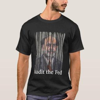 Bernanke, Audit the Fed T-Shirt