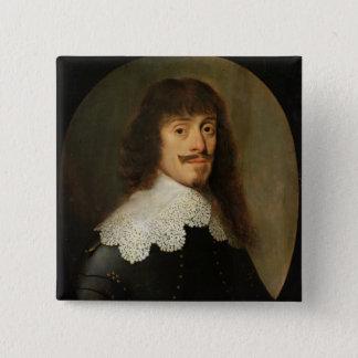 Bernard  Duke of Saxe-Weimar 15 Cm Square Badge