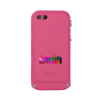 Bernardette pink iPhone ultra Rugged case Incipio ATLAS ID™ iPhone 5 Case