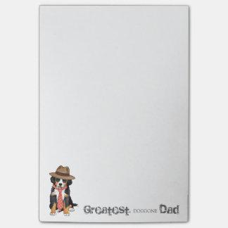 Berner Dad Post-it® Notes