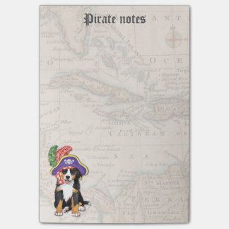 Berner Pirate Post-it® Notes