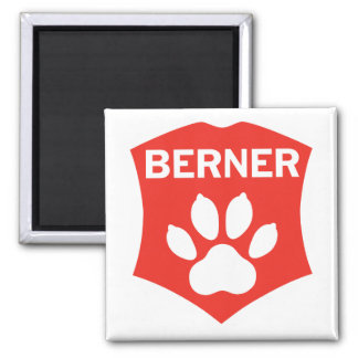 Berner Refrigerator Magnet