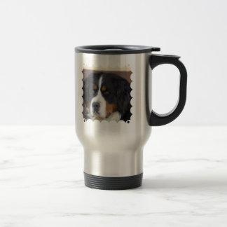 Berner Sennenhund Travel Mug