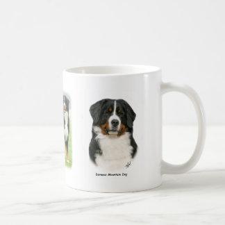 Bernese 9Y348D-094, Bernese Mountain Dog 9Y066D... Coffee Mug