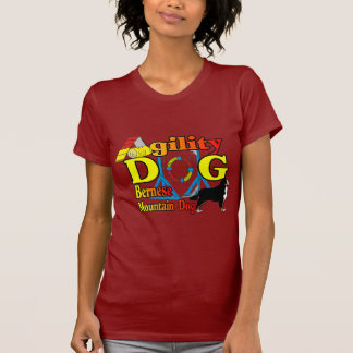 Bernese Agility Gifts T-Shirt