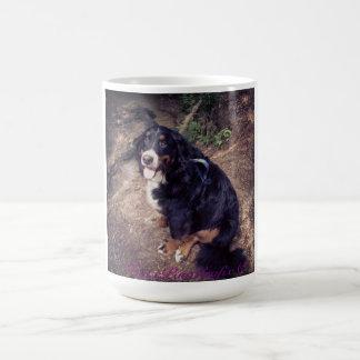 Bernese by Stream Basic White Mug