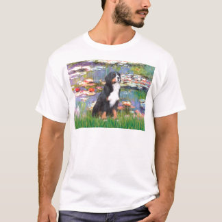 Bernese - Lilies 2 T-Shirt