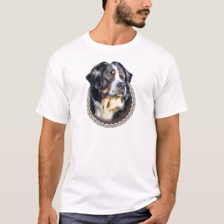 Bernese Mountain Dog 001 T-Shirt