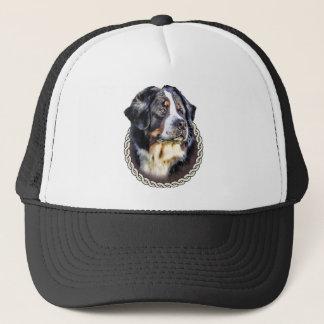 Bernese Mountain Dog 001 Trucker Hat